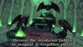 Bathory - The Bloody Countess: Hidden Object Mystery Adventure Game screenshot 1