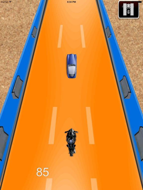 Advance Bike Race Pro - Motorcycle Chase screenshot 8