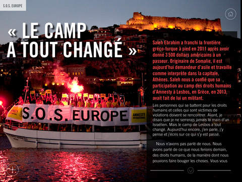 Le Fil d'Amnesty International - náhled