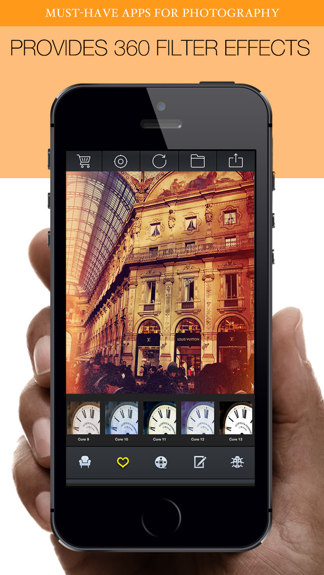 Photo 360+ Pro - Best Photo Editor and Stylish Camera Filters Effects screenshot 3