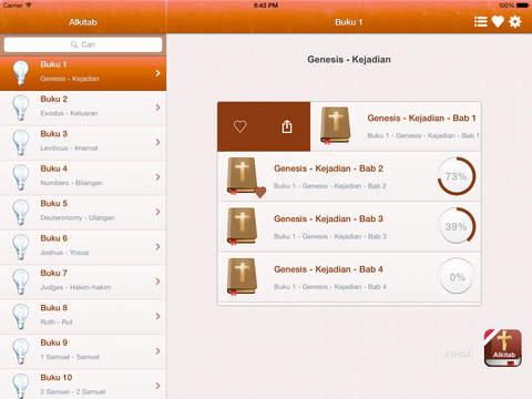 Indonesia Bahasa Alkitab screenshot 5