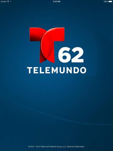 Telemundo62 screenshot 6