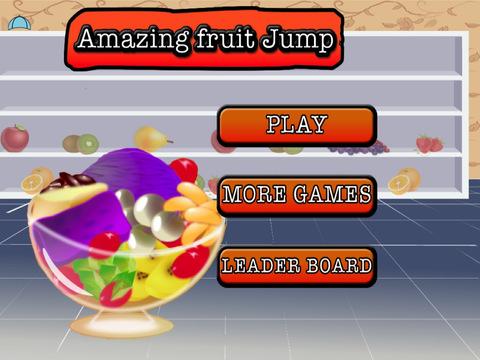Amazing Fruit Jump screenshot 5