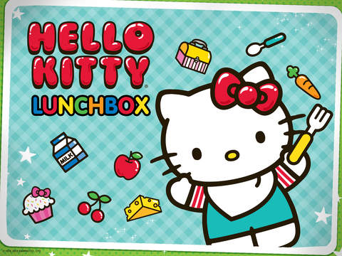 Hello Kitty Lunchbox screenshot 6