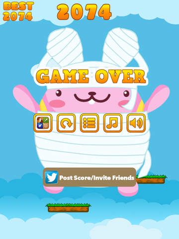 Fat Bunny Jump screenshot 10