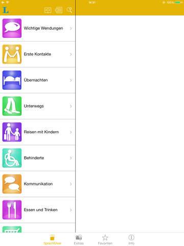 Niederländisch talk&travel – Langenscheidt Spra... screenshot 7