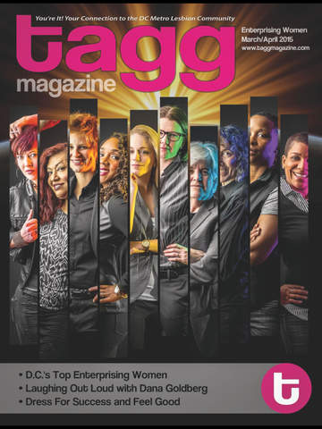 Tagg Magazine screenshot 6