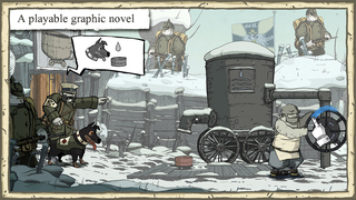 Valiant Hearts: The Great War screenshot #1