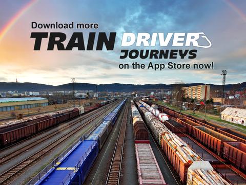 Train Driver Journeys screenshot 10