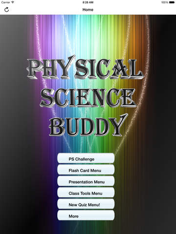 MS Physical Science Buddy 2019 screenshot 6