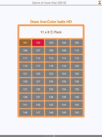 Colored Balls - Game of IQ screenshot 8
