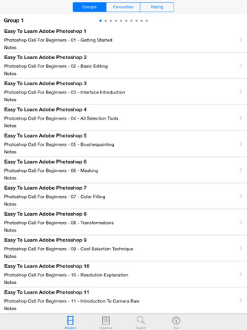 Easy To Learn : Adobe Photoshop Edition screenshot 7
