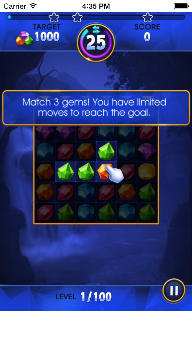 Jewel Academy screenshot 3