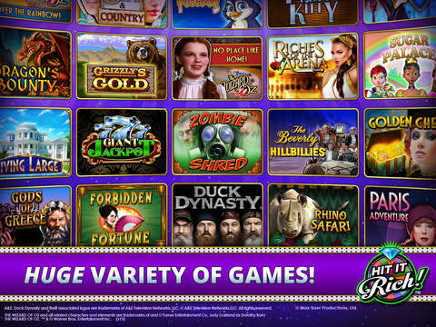 Hit it Rich! Casino Slots Game screenshot 9