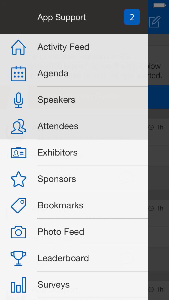 FMP Conference screenshot 2