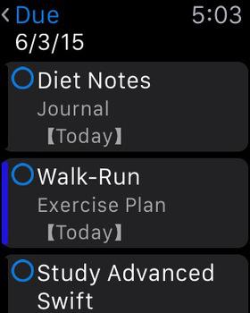 Informant - Agenda, Tasks, Notes Planner screenshot 13