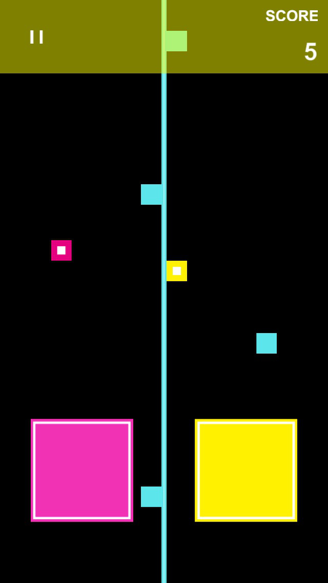 The Twin Cubes screenshot 1