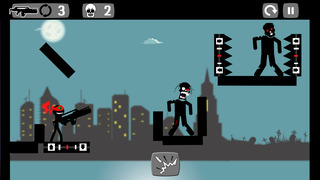 Stickman Zombie Shooter screenshot 3