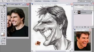 How To Draw Caricatures! screenshot 3