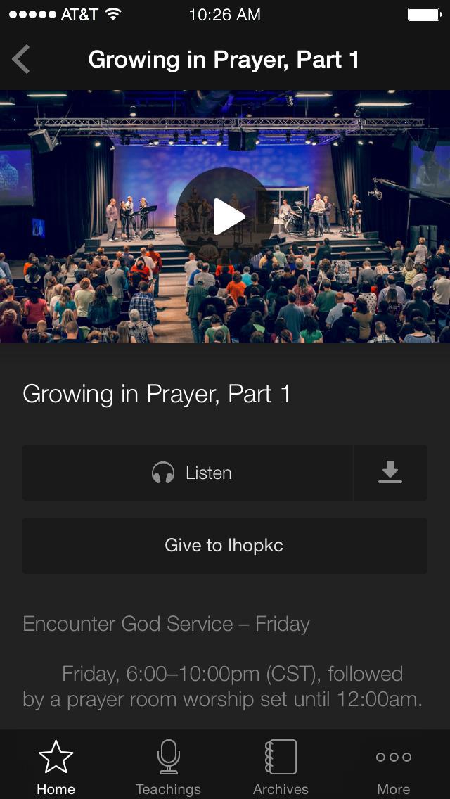 International House of Prayer screenshot 3