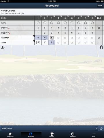 Mauna Lani Golf screenshot 9
