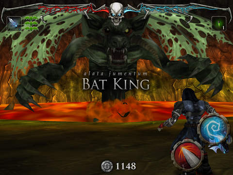 Deathbat - GameClub screenshot 7