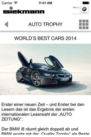 BMW Siekmann - náhled