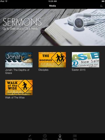 New Salem Baptist Church screenshot 6