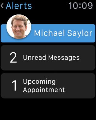 MyChart screenshot 11