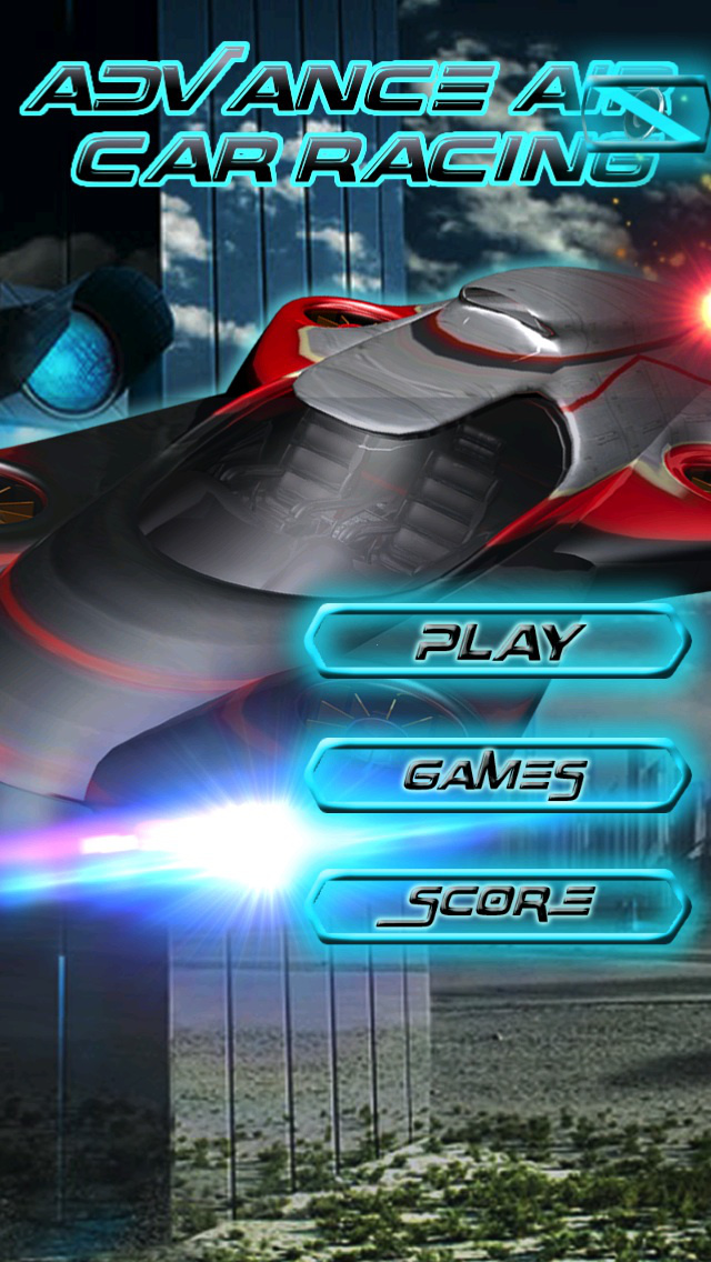 Advance Air Car Racing screenshot 1