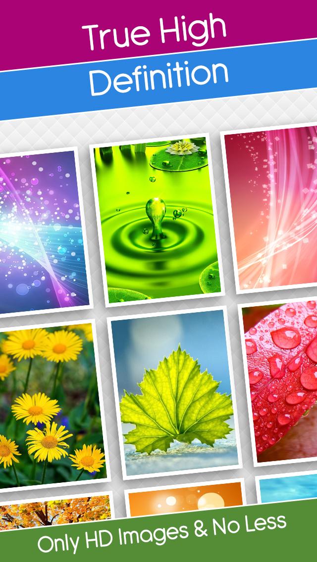 Lock Screen Wallpapers & HD Backgrounds With Ringtones & Sounds screenshot 5