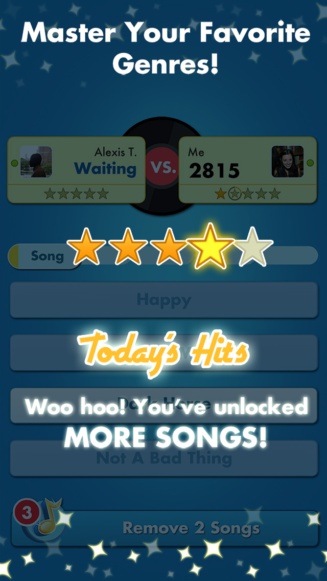 SongPop 1 screenshot 4
