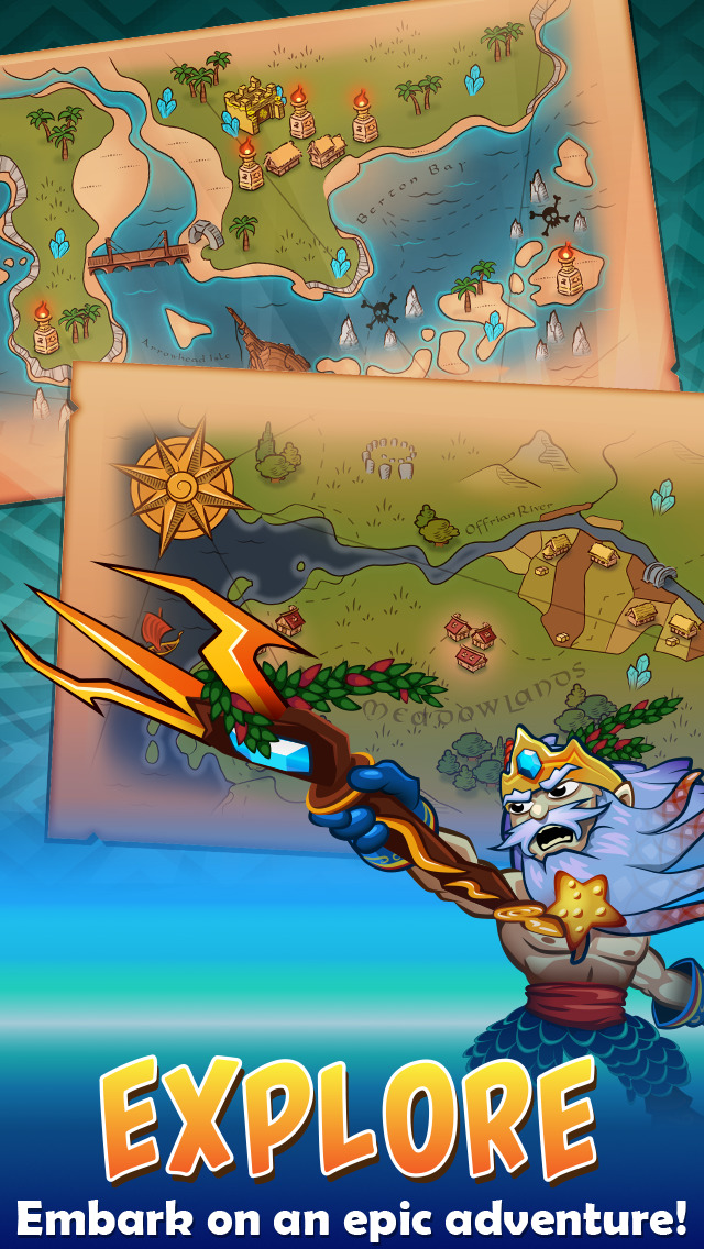 Monster Legacy screenshot 4