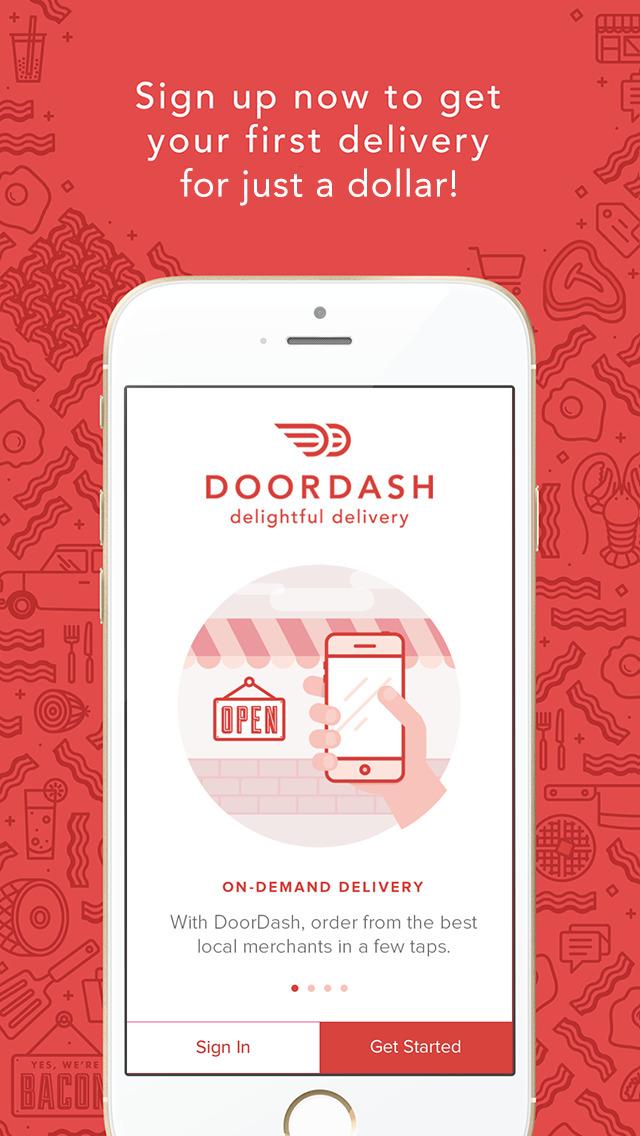 DoorDash - Food Delivery screenshot 5