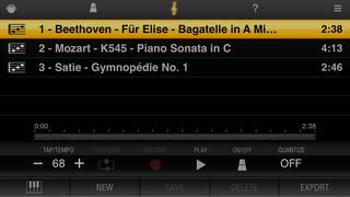 iGrand Piano screenshot 5