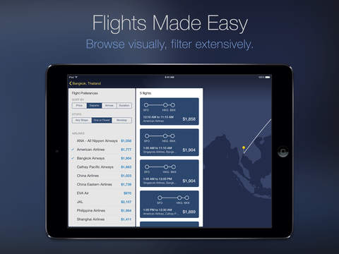 Expedia: Hotels, Flights & Car screenshot 10