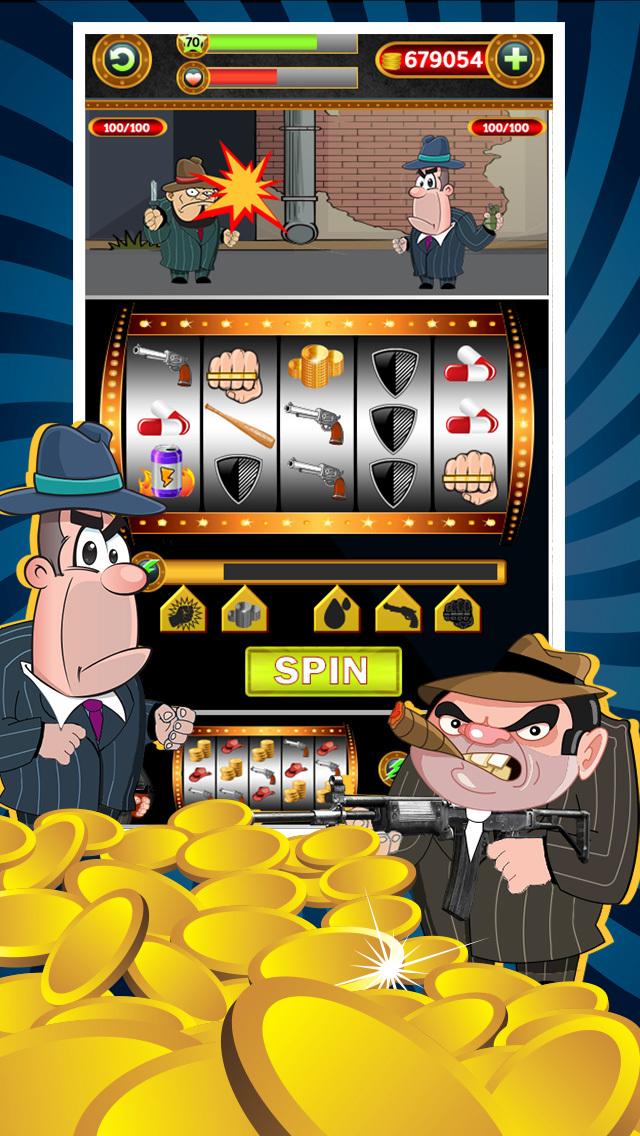 Gangsters Slot Casino Game screenshot 5