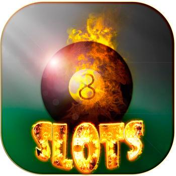 8 Ball Pool Slots Machine - FREE Slot Game Gold Jackpot