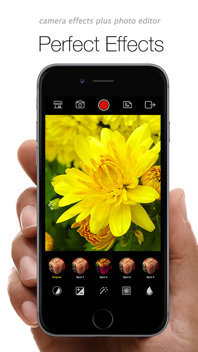 FX Creator - style photography photo editor plus camera lens effects & filters screenshot 2