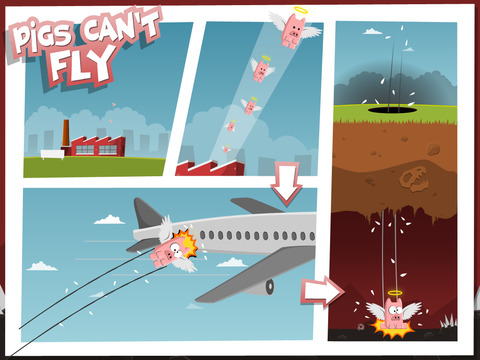 Pigs Can't Fly screenshot 6