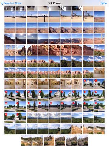 Auto Stitch Pic-Merge Panorama screenshot 10