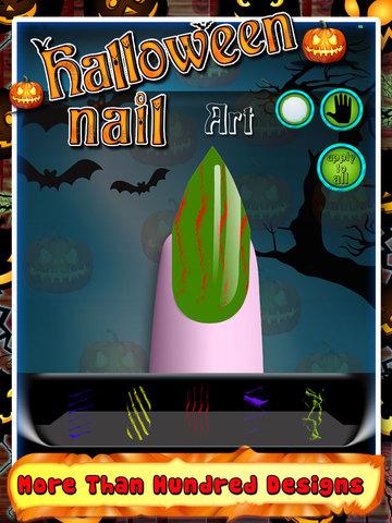 Halloween Nail Art screenshot 5