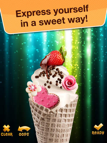Sundae for Messenger - Make Yummy Desserts with Ice Cream Maker Game screenshot 8