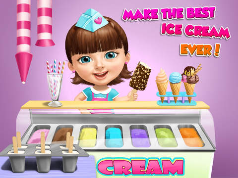 Sweet Baby Girl Summer Fun - No Ads screenshot 8