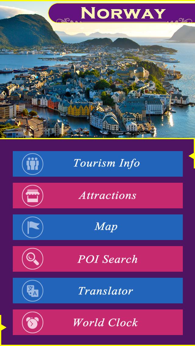 Norway Tourism screenshot 2