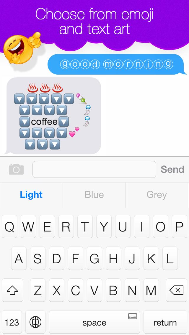 Emoji Keyboard for Me - Keyboard Themes & Emojis screenshot 4
