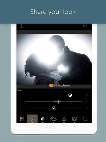 FilterBaker - Custom Photo & Video Filter Editor Studio - Create Advanced Filters for Free screenshot 8