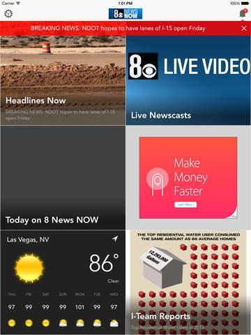 8 News NOW | KLAS-TV Las Vegas screenshot 6