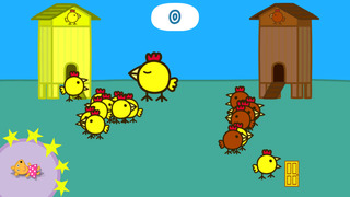 Peppa Pig - Happy Mrs Chicken screenshot #2