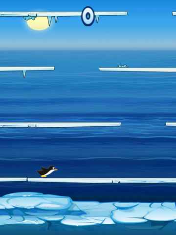 Penguin Polar Jump screenshot 2